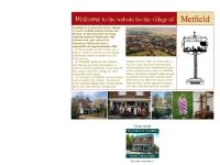 metfield - Metfield Village Website