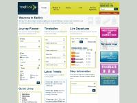 Home - Metlink - Greater Wellington public transport network and timetable information