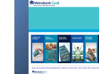 metrobankcard.com Credit Card Features, Latest Promotions, New Card Application
