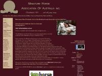 Miniature Horse Association of Australia Inc.