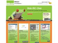 Mibbit chat network