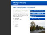 michaelmotorsme.com Get a Carfax Report