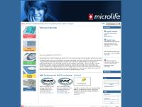 Microlife: A partner for people. For life.