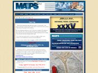 MAPS (Mid-America Paleontology Society) Sponsor of the Annual National Fossil Exposition