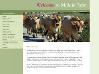 middle-farm.co.uk what's on?, farm shop, restaurant