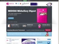 Midwives Information Resource Services | Midwifery Digest | Home