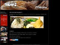 Bushi Tei, Noodles, Japanese Noodles, Ten Asa