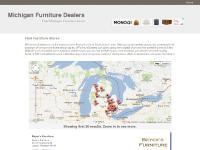 Michigan Furniture Dealer Locator - Find Michigan Furniture Stores - MIFurnitureDealers.com