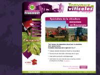 Entreprise Mignardot - Travaux viticoles en Bourgogne