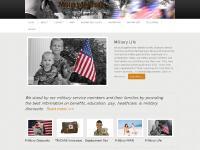Military4Life.com — Military4Life - Military Discounts, Pay, MWR, VA Loans