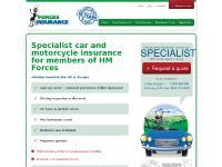 Forces Car Insurance