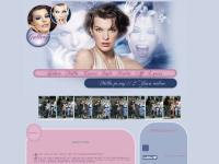 Your #1 Fan Site for Everything Milla Jovovich