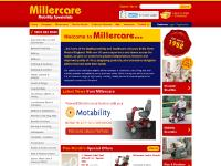 millercarehealthcare.co.uk mobility scooters, incontinence, disability aids