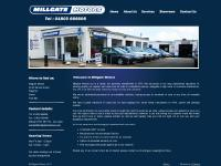 Millgate Motors - Paignton | MOT's - Service & Repair - Used Car Sales - Brakes