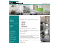 milligans.com.au Milligans, Shower Screens, Mirrors