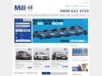 Volvo Car Dealers – Mill Garages – New and Used Car Deals North East UK