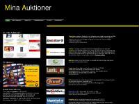 minaauktioner.se Allt om Auktioner, Bjudo Vinn, Fotbollsauktionen