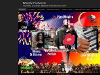 Livio Minafra 4et, Events, Pino Minafra, Pino Minafra Canto General