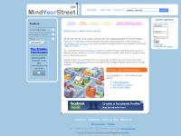 Mind Your Street - Crime Prevention - Home Security - Neighbourhood Watch