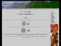 minecraft-craftingguide.com minecraft, minecraft crafting guide, minecraft crafting