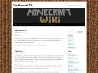 Minecraft Wiki - Minecraft Crafting