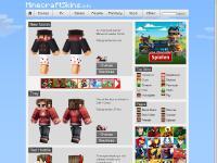 minecraftskins.info minecraft skins, minecraft, skin