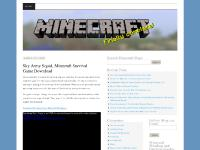 minecraftworld.wordpress.com ← Older posts, Survival Maps, Enchanting