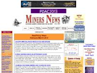minersnews.com Articles, Christmas And Coal, Guns Of The American Mining Camp