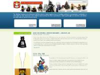 Rules & Guidelines, Contribute Content, Customs, Minifigs
