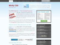minifycss.com Minify CSS, Minify CSS, Minify CSS