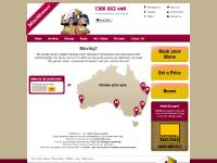 Removalists in Brisbane, Gold Coast, Melbourne, Sydney, Adelaide & Perth Removals - MiniMovers