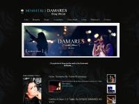 | Blog Oficial - Damares |