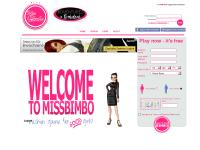 missbimbo - Miss Bimbo, virtual Dress Up Game for fashionable girls. - missbimbo.
