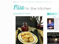 Miss in the Kitchen