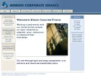 missioncorporatefinance.co.uk free initial consultation, unlock the value of your business, Our Founder