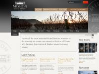 Mission Estate Winery :: New Zealand Winery, HawkeÂ's Bay Wineries