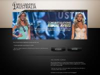 missuniverseaustralia.com.au Miss Universe Australia, 2010, Australia