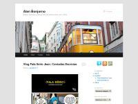 mistermags.wordpress.com Alan Bonjorno, Início, Projetos