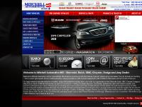 Mitchell Automotive West Point MS | Chevrolet Dealers West Point | Chevrolet Dealerships