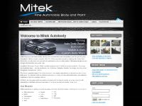 Mitek Autobody « Fine Automobile Body and Paint