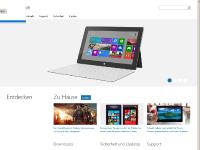 Microsoft Home Page | Devices and Services