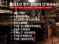 Mixer John O'Mahony