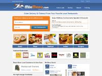 Food Delivery | Restaurants Delivery | Order Food Online - MixMenu.com