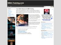 MMA Training - Learn How To Train For Mixed Martial Arts