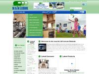 mmleisure.co.uk caravans, camping, caravan