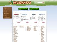Mobayou | Ringtones, Wallpapers, Mobile Games, Dating