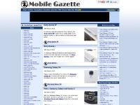 Mobile Gazette - Mobile Phone News