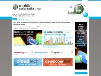 Mobile Social Media - Conference, & Exbo: Mobile apps, iPhone apps, social networking
