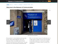 Museum Of Communication - Home . . .