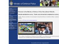 mod.police.uk MOD Police, MDP, MDPGA